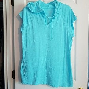 Old Navy Swimsuit Cover Up - Aqua